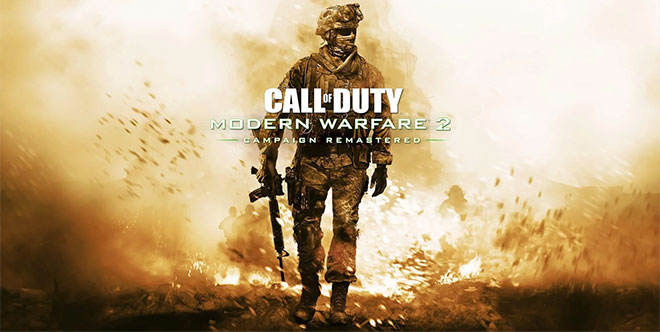 Call of Duty: Modern Warfare 2 - Campaign Remastered v1.1.1.1279145 - торрент
