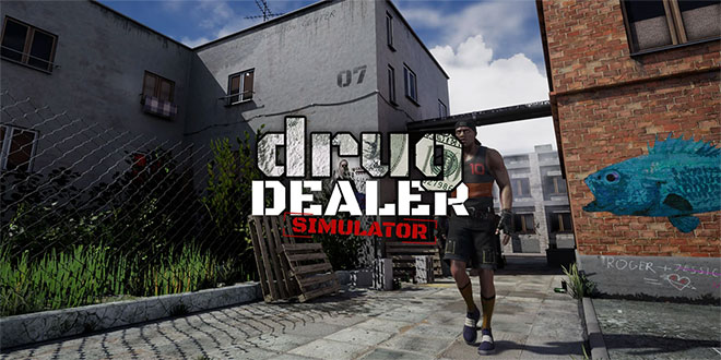 Drug Dealer Simulator v1.0.4.11.1 - торрент