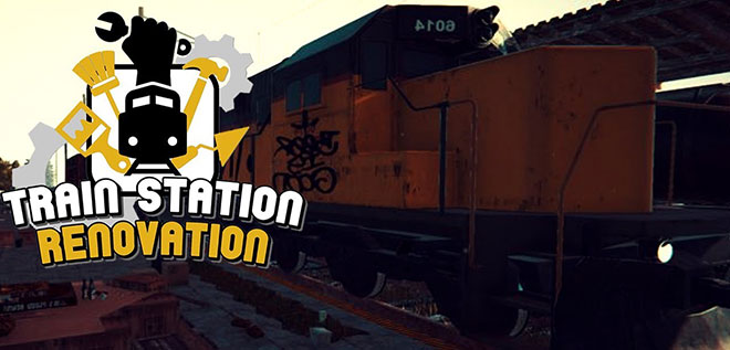 Train Station Renovation v1.0.0.1a - торрент