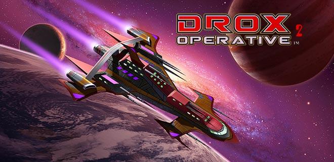 Drox Operative 2 v0.800 - игра на стадии разработки