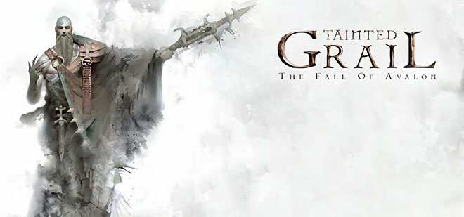 Tainted Grail v1.0.5 - игра на стадии разработки