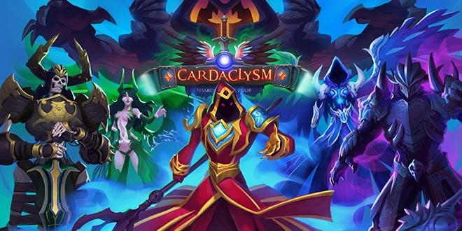 Cardaclysm - игра на стадии разработки