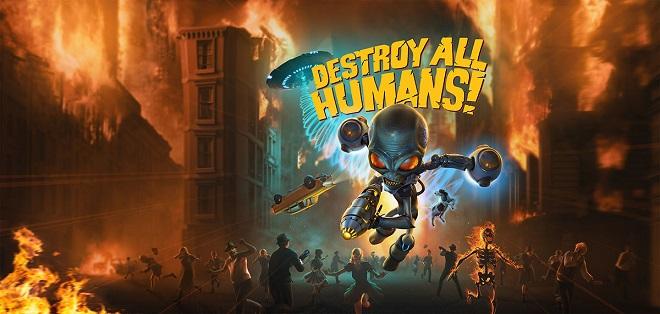 Destroy All Humans! v1.1a полная версия на русском - торрент