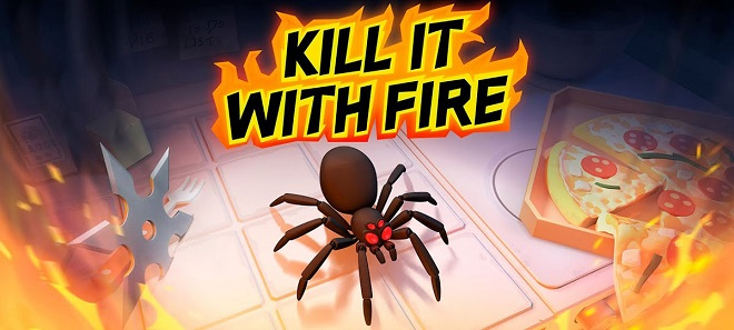 Kill It With Fire v1.1.07 - торрент