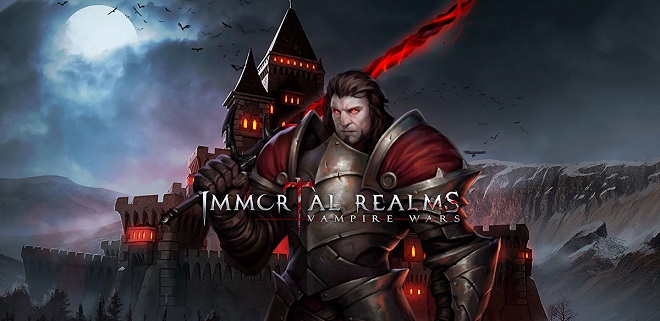 Immortal Realms: Vampire Wars v1.02.1 - торрент