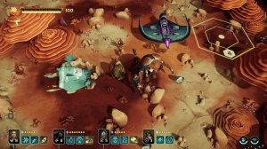 Out There: Oceans of Time - игра на стадии разработки