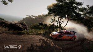 WRC 9 FIA World Rally Championship: Deluxe Edition v1.0u2 - торрент