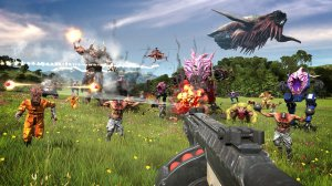 Serious Sam 4: Deluxe Edition v1.08 + DLC - торрент
