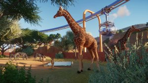Planet Zoo v1.2.5.63260 - торрент