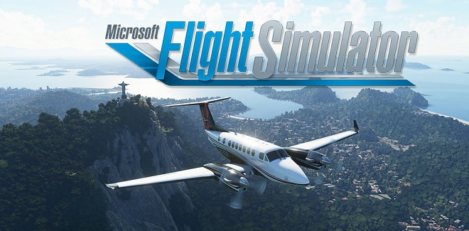 Microsoft Flight Simulator v1.0 - торрент