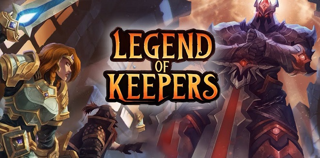 Legend of Keepers: Career of a Dungeon Master v0.9.0.5 - торрент