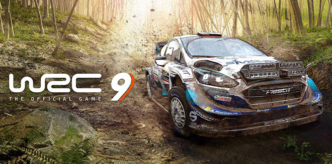 WRC 9 FIA World Rally Championship: Deluxe Edition v1.0u2 - торрент