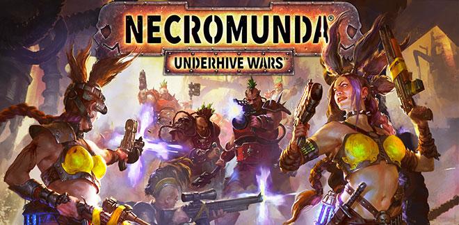 Necromunda: Underhive Wars v1.1 - торрент