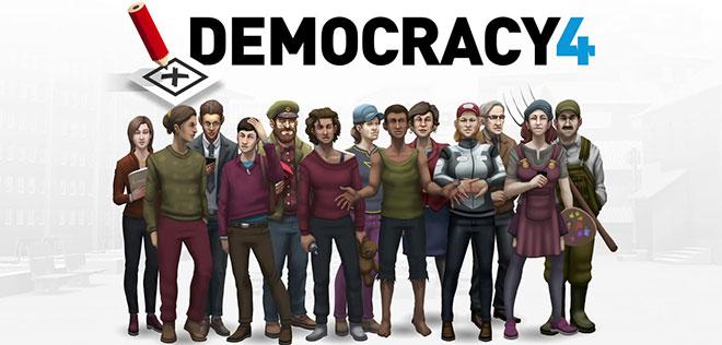 Democracy 4 v1.128 - торрент