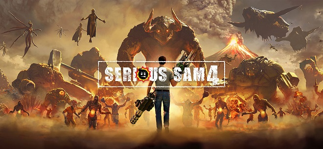 Serious Sam 4: Deluxe Edition v1.04 + DLC - торрент