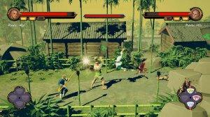 9 Monkeys of Shaolin - игра на стадии разработки