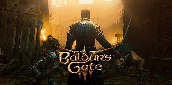 Baldur's Gate 3 v4.1.104.3536 - игра на стадии рзаработки