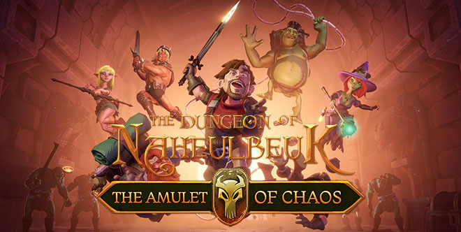 The Dungeon Of Naheulbeuk: The Amulet Of Chaos v1.2 77 38835 - торрент