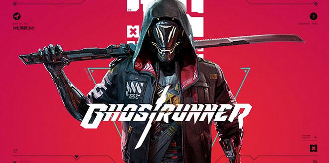Ghostrunner v0.30714.410 - игра на стадии разработки