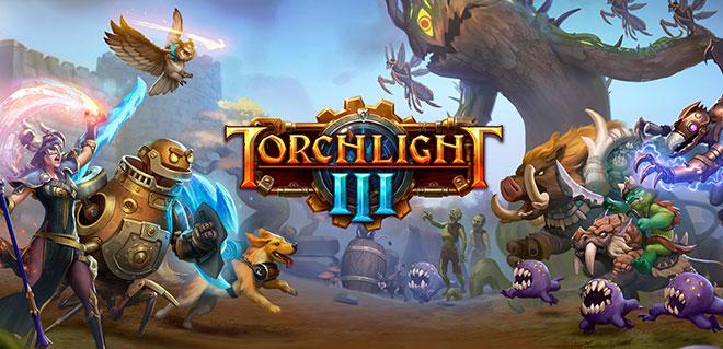 Torchlight III / Torchlight 3 v1.0 Build 99102 - торрент