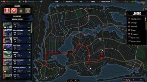 Car Trader Simulator v0.9.7.6c - игра на стадии разработки