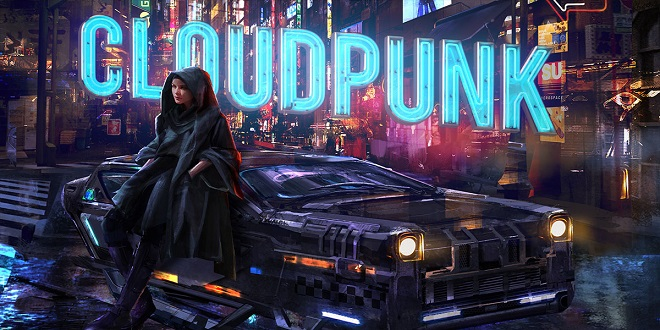 Cloudpunk Build 5760339 - торрент