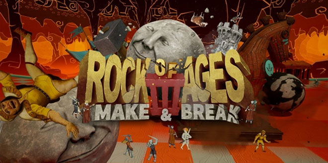 Rock of Ages 3: Make & Break Build 96700 - торрент