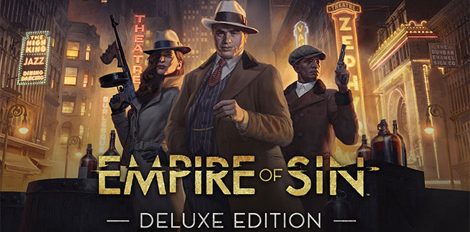 Empire of Sin: Deluxe Edition + 3 DLC - торрент