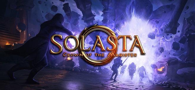 Solasta: Crown of the Magister v0.5.41 - игра на стадии разработки