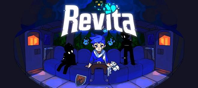 Revita v0.4.0 - игра на стадии разработки