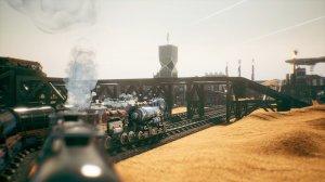 RAILGRADE v04.02.2021 - игра на стадии разработки