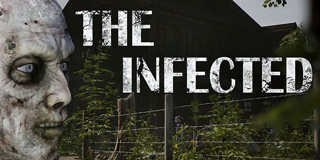 The Infected v9.3 - игра на стадии разработки