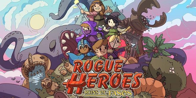 Rogue Heroes: Ruins of Tasos v2.0 - торрент