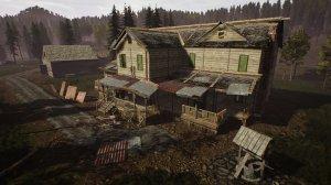 Ranch Simulator v08.03.2021 - игра на стадии разработки