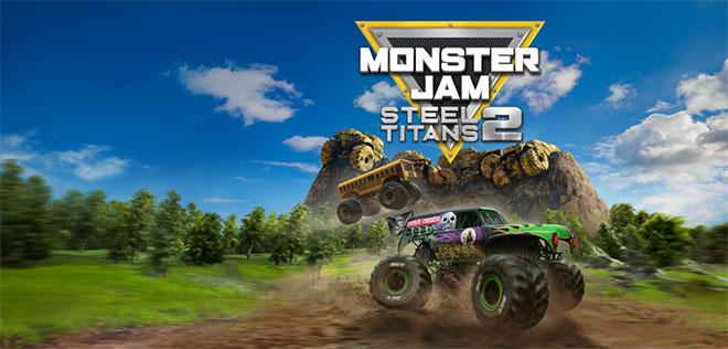 Monster Jam Steel Titans 2 v1.0 - торрент