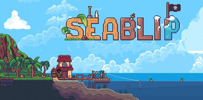 Seablip v0.1.38 - игра на стадии разработки