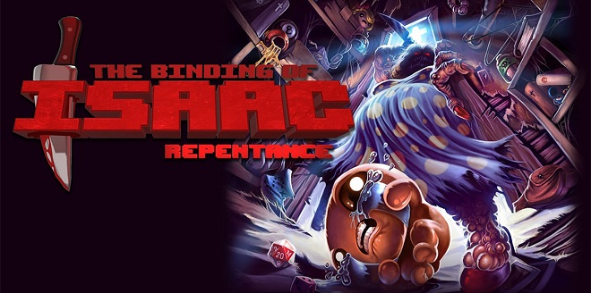 The Binding of Isaac: Repentance v4.0.3 - торрент