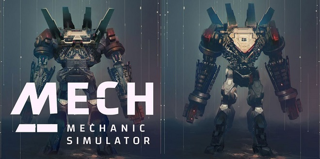 Mech Mechanic Simulator v02.04.2021 - полная версия на русском