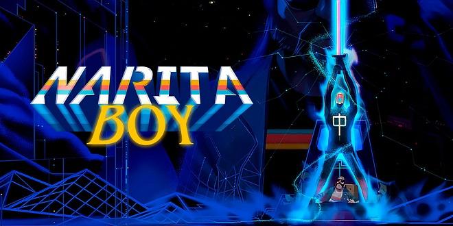 Narita Boy v1.0.1.61 - полная версия на русском