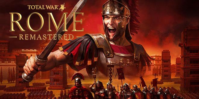 Total War: Rome Remastered v2.0.0 - торрент