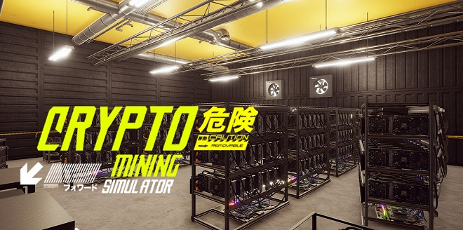 Crypto Mining Simulator v04.05.2021 - торрент