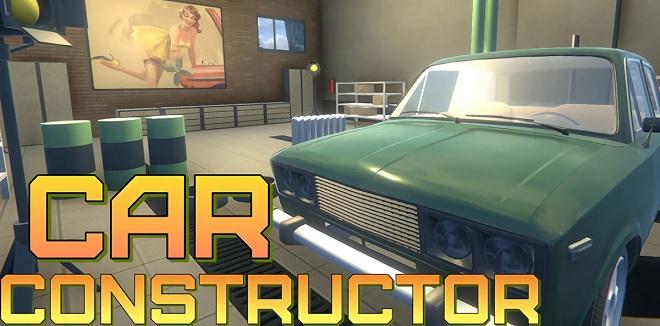 Car Constructor v09.05.2021 - торрент