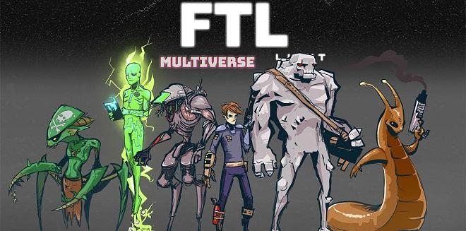 FTL: Multiverse v4.10.4 Rus v0.45 - игра на стадии разработки